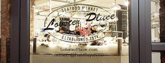 Lobster Place is one of New York by Locals.