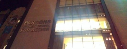 Parsons School of Design is one of New York by Locals.