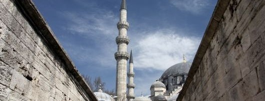 Moschea di Solimano is one of Istanbul by Locals.