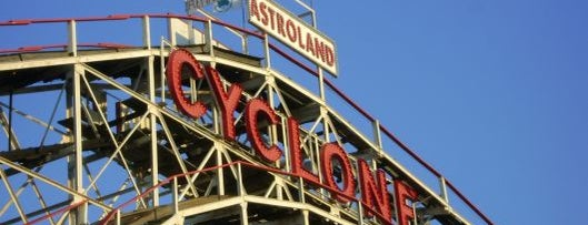 The Cyclone is one of New York by Locals.