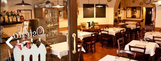 Osteria Degli Amici is one of Rome by Locals.