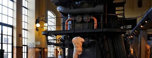 Centrale Montemartini is one of Supova in Roma.