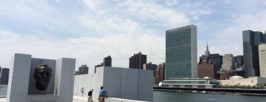 Four Freedoms Park is one of New York by Locals.