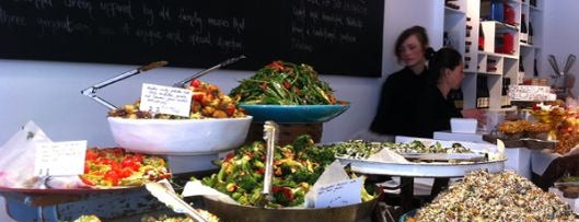 Ottolenghi is one of London by Locals.