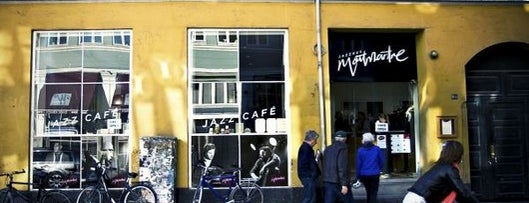 Jazzhus Montmartre is one of Copenhagen by Locals.