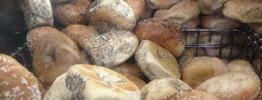 Absolute Bagels is one of New York by Locals.