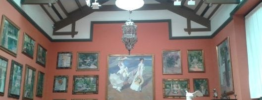 Museo Sorolla is one of Madrid by Locals.