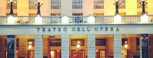 Teatro dell'Opera di Roma is one of Rome by Locals.
