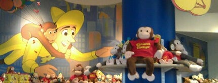 World's Only Curious George Store is one of go with kid.