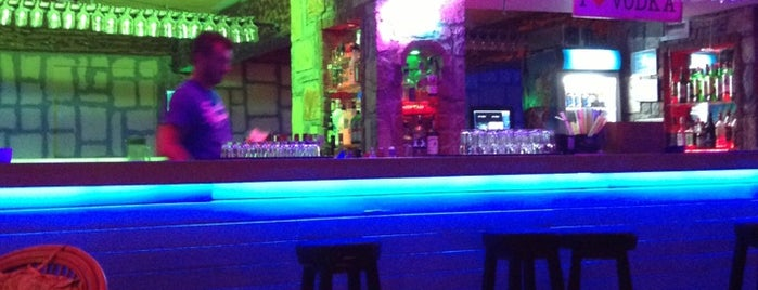Aloha Bar is one of Bodrum.