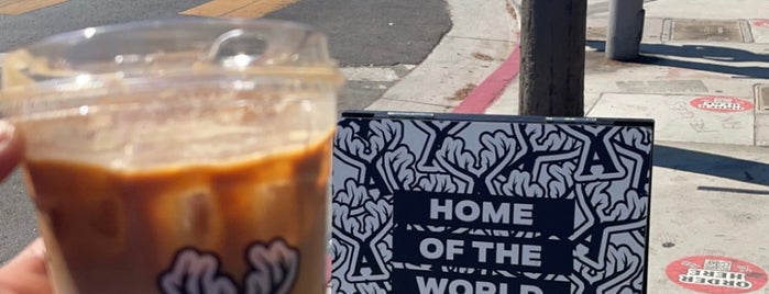 Alfred Coffee is one of Los Angeles TODO.