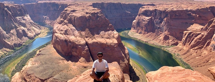 Horseshoe Bend is one of Arizona.