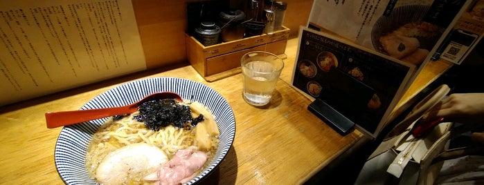 焼きあご塩らー麺 たかはし is one of 行ってみたい場所.