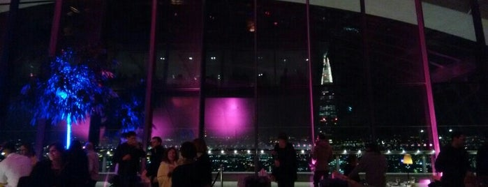 Sky Garden is one of Flaviaさんのお気に入りスポット.