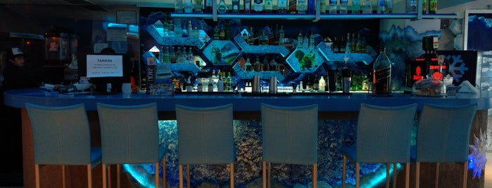 Yeti Ice Bar is one of Lugares favoritos de So.