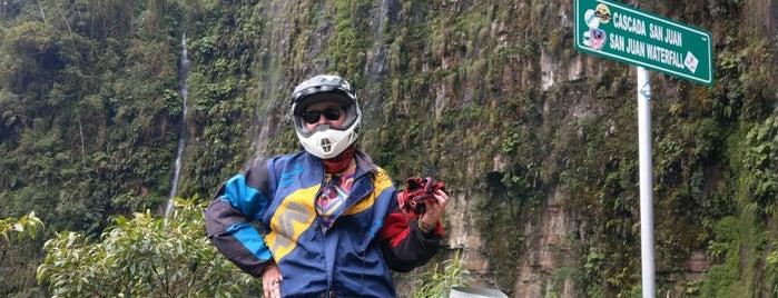 Death Road Bolivia is one of Bolivia.