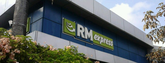 RM Express is one of Lieux qui ont plu à Erik.