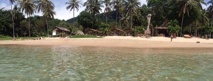 Bamboo Beach is one of Posti che sono piaciuti a Vale.