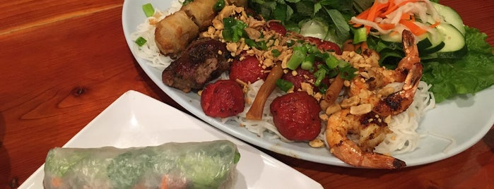 Nha Trang Vietnamese Resturant is one of Washingtonian's Best Cheap Eats of 2016.