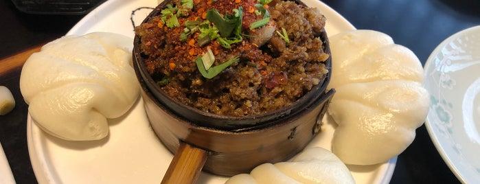 Chen's Mapo Beancurd is one of Chengdu.