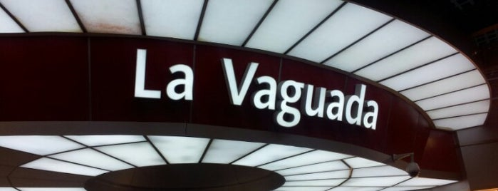 C.C. La Vaguada is one of Madrid.