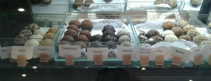 Anusha Chocolates Café is one of Top places SP.