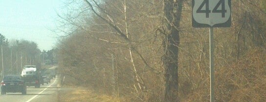 Route 44 is one of Paranormal Sights.