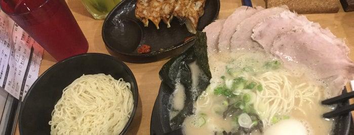 Hakata Ikkousha Ramen is one of Top 5 Restaurants on Queen West.