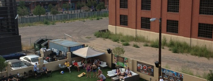 ViewHouse Eatery, Bar & Rooftop is one of Tappin the Rockies...