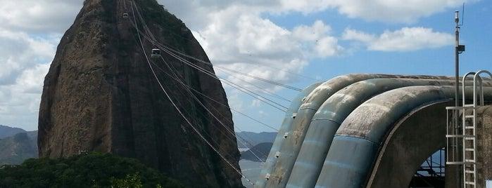 Bondinho do Pão de Açúcar is one of Trip Rio.