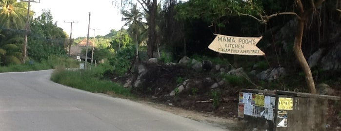 Mama Pooh's Restaurant is one of Koh Phangan To-Do or Great.