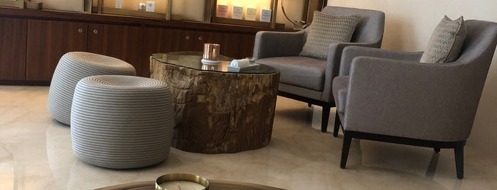 Address Boulevard Lobby Lounge is one of Dubai.