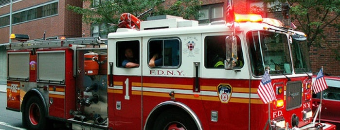 FDNY Engine 1/Ladder 24 is one of New York IV.