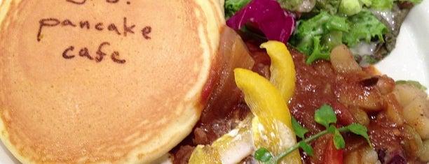 j.s. pancake cafe is one of おいしいパンケーキ&ホットケーキ屋さん.