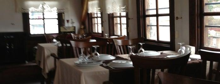Haznedaroğlu Konağı & Restaurant is one of Başka yer vardı da biz mi gitmedik :).