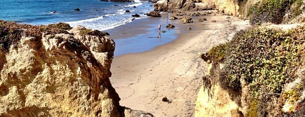 El Matador State Beach is one of Bollare's Little Black Book: LA Edition.