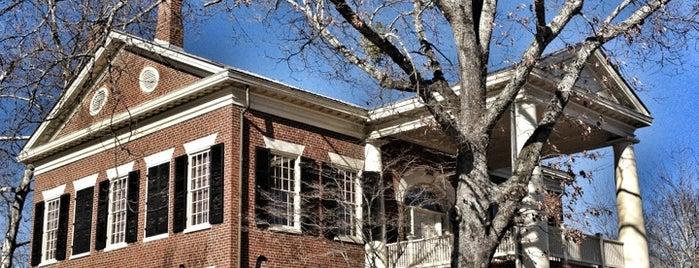Dahlonega Gold Museum Historic Site is one of Lukeさんの保存済みスポット.