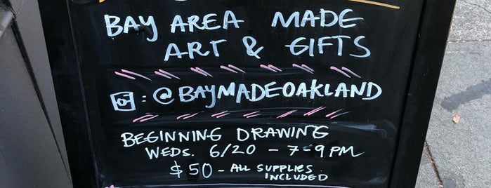 Bay-Made is one of Grand Lake.