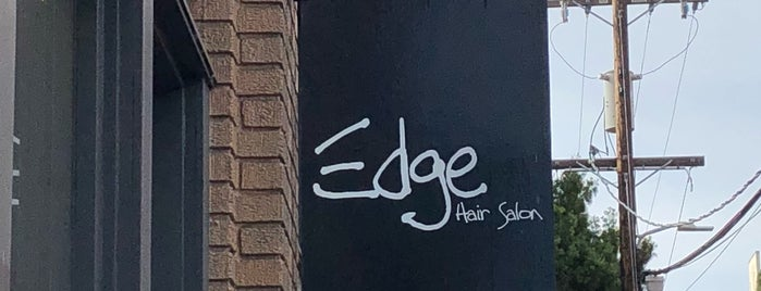 Edge Salon is one of Berkeley.