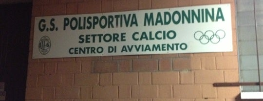 Polisportiva Madonnina is one of Modena.
