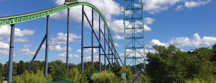 Kingda Ka is one of Timさんのお気に入りスポット.