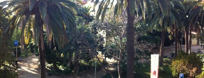 Jardins de Can Castelló is one of Gespeicherte Orte von xarop.