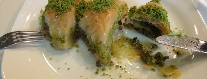 Bağ Pastanesi is one of Şirin 님이 좋아한 장소.