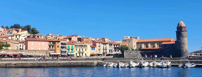 Port Coullioure - Argeles is one of Argelès-sur-Mer 2021.