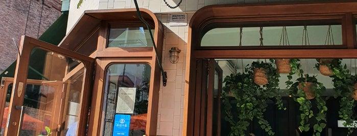 Wun's Tea Room & Bar is one of London.