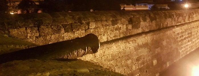Murallas de Cartagena is one of Cartagena.