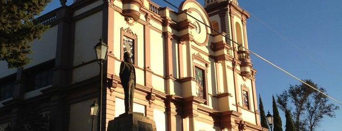 San José de Gracia is one of Ricardo'nun Beğendiği Mekanlar.