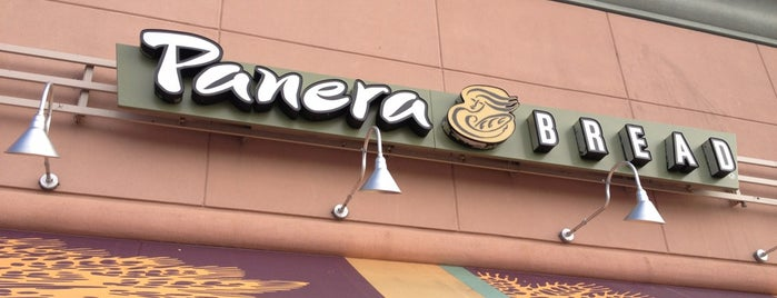 Panera Bread is one of KDaddy 님이 좋아한 장소.