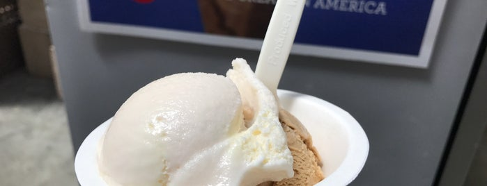Humphry Slocombe is one of NoCal.