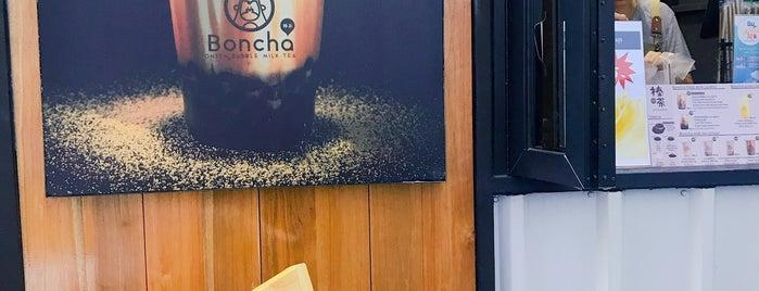 Boncha is one of BKK_Tea/ Chocolate/ Juice Bar.